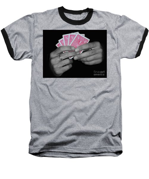 The Winning Hand Baseball T-Shirt