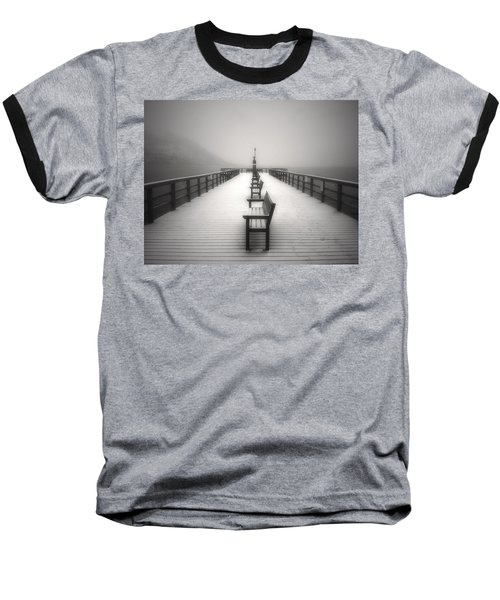 The Winter Pier Baseball T-Shirt