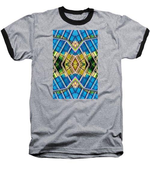 The Wit Hotel N90 V4 Baseball T-Shirt by Raymond Kunst