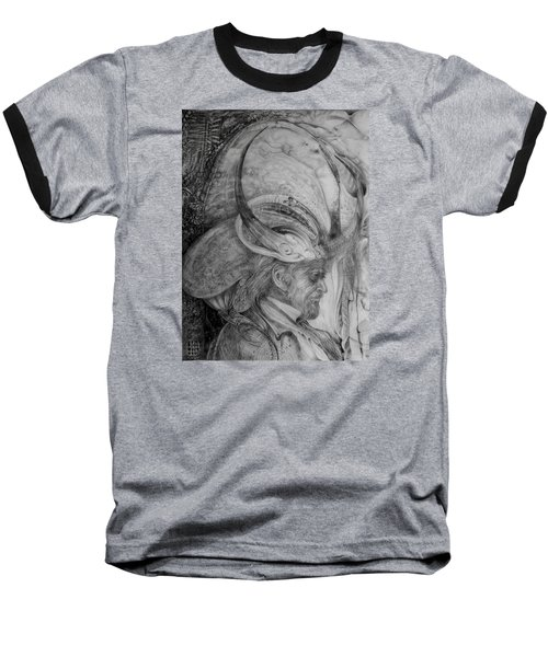 The Wizard Of Earth-sea Baseball T-Shirt
