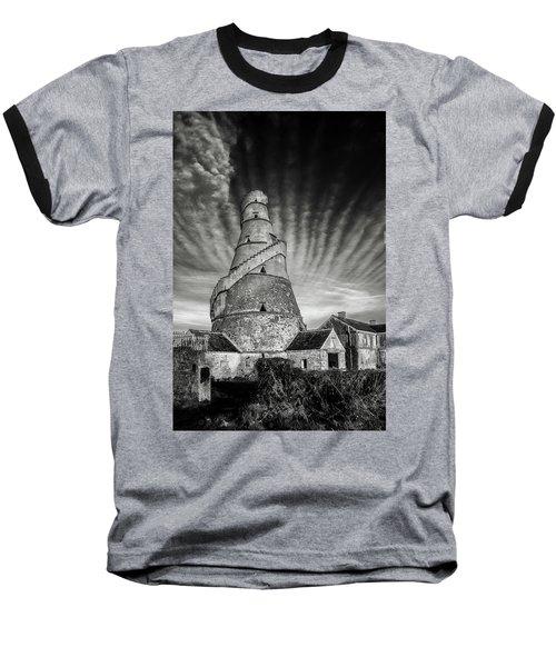 The Wonderful Irish Barn Baseball T-Shirt