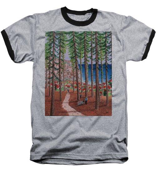 The Wood Collectors Baseball T-Shirt