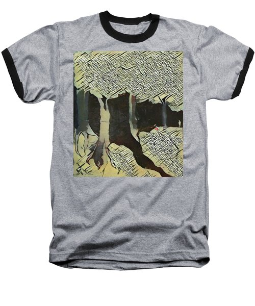 The Woods Are Lovely Baseball T-Shirt