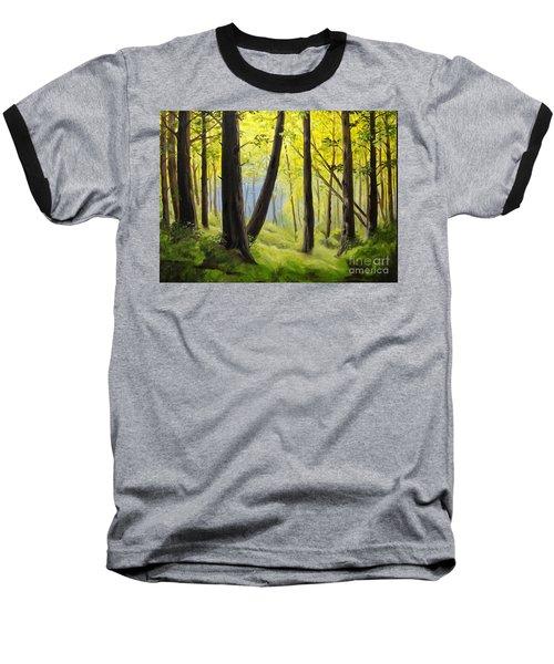 The Woods Baseball T-Shirt