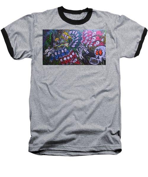 The Wooorship Baseball T-Shirt