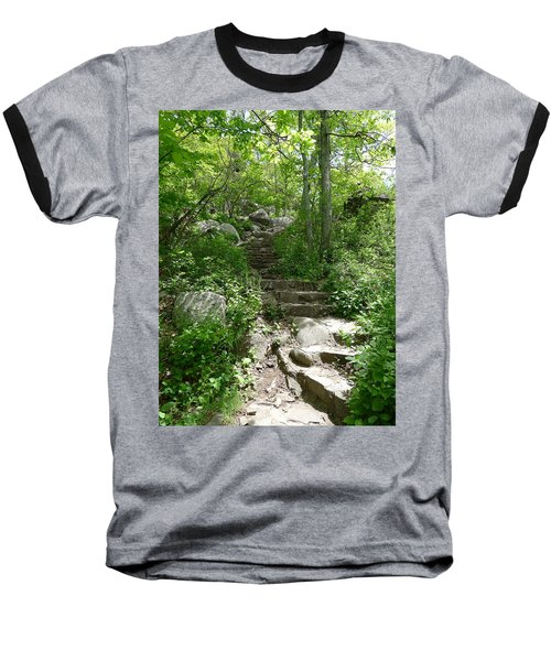 The Work Of Unknown Hands Baseball T-Shirt
