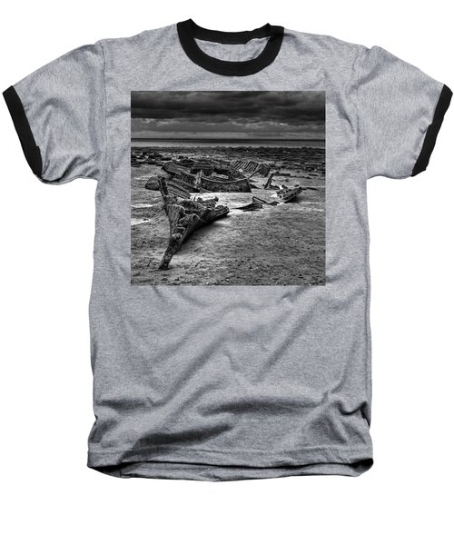 The Wreck Of The Steam Trawler Baseball T-Shirt