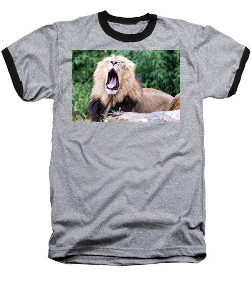 The Yawn Baseball T-Shirt