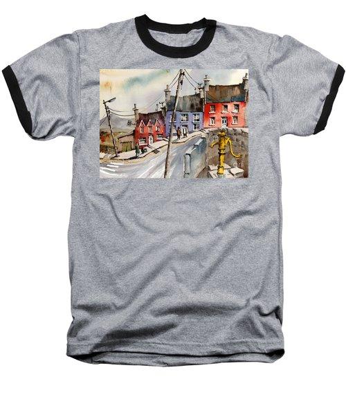 The Yellow Pump, Eyeries, Cork Baseball T-Shirt