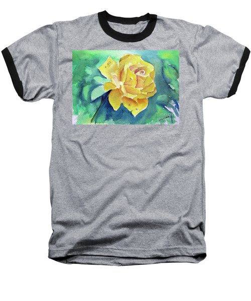 The Yellow Rose Baseball T-Shirt