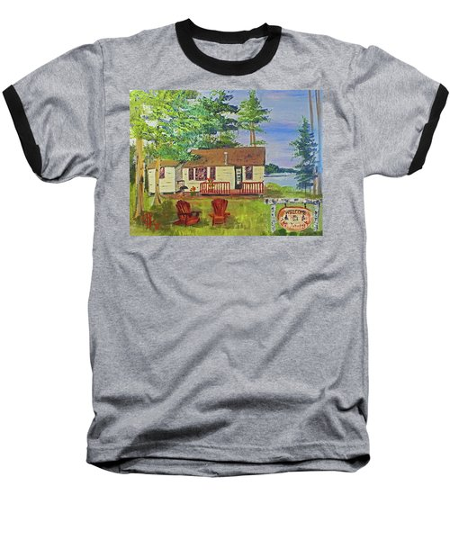 The Young's Camp Baseball T-Shirt