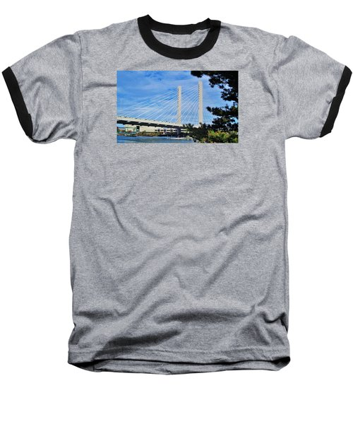 Thea Foss Bridge  Baseball T-Shirt