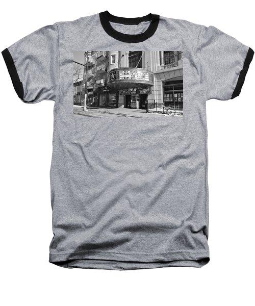 Theatre Rialto Montreal Baseball T-Shirt