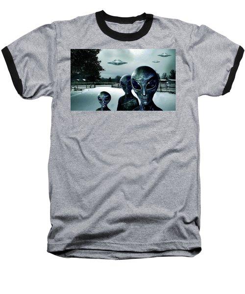 Them Outlanders . . .  Baseball T-Shirt