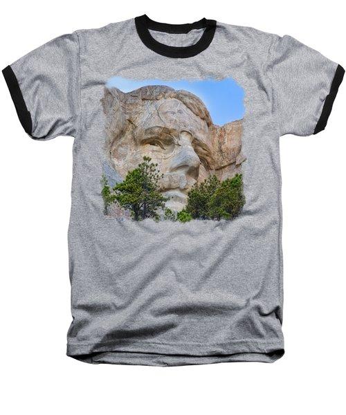 Theodore Roosevelt 3 Baseball T-Shirt