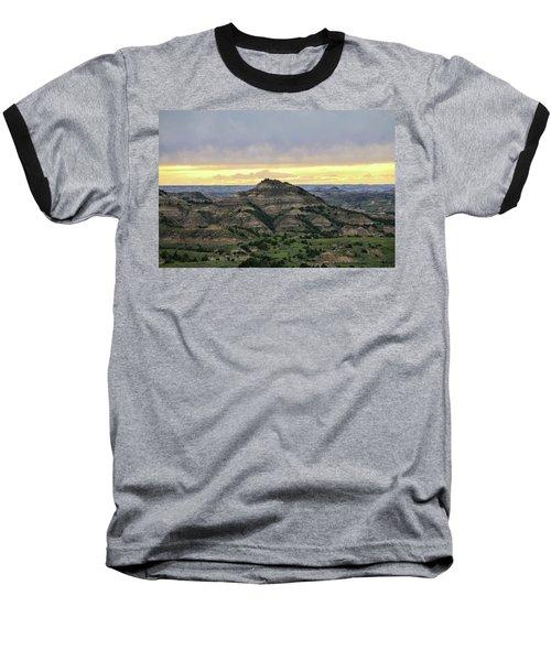 Theodore Roosevelt National Park, Nd Baseball T-Shirt
