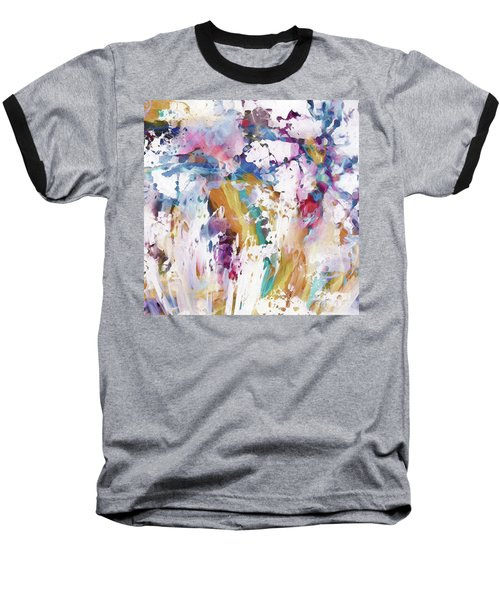 There Is Still Beauty To Behold Baseball T-Shirt by Margie Chapman