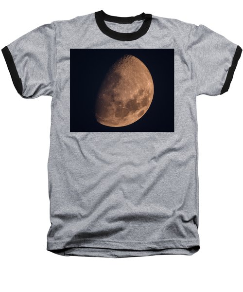 There's A Moon Up Tonight Baseball T-Shirt