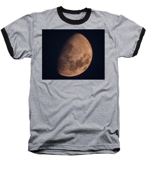 There's A Moon Up Tonight Baseball T-Shirt