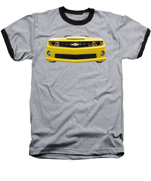 There's A Storm Coming - Camaro Ss Baseball T-Shirt