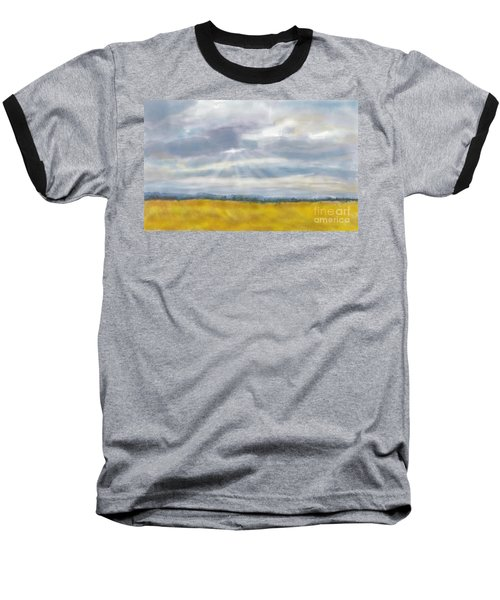 There's Always Hope Baseball T-Shirt