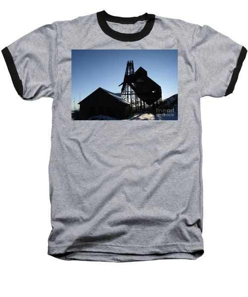 Theresa Mine Baseball T-Shirt