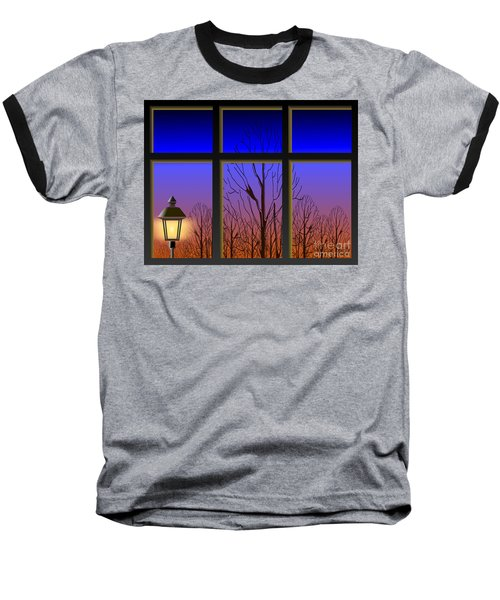 The Window II Baseball T-Shirt