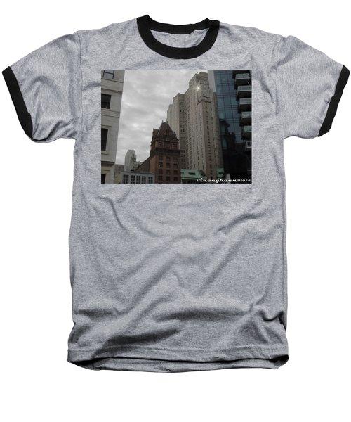 They Always Say It's Sunny In Philadelphia Baseball T-Shirt