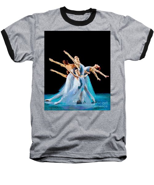 They Danced Baseball T-Shirt