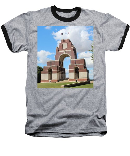 Thiepval Baseball T-Shirt