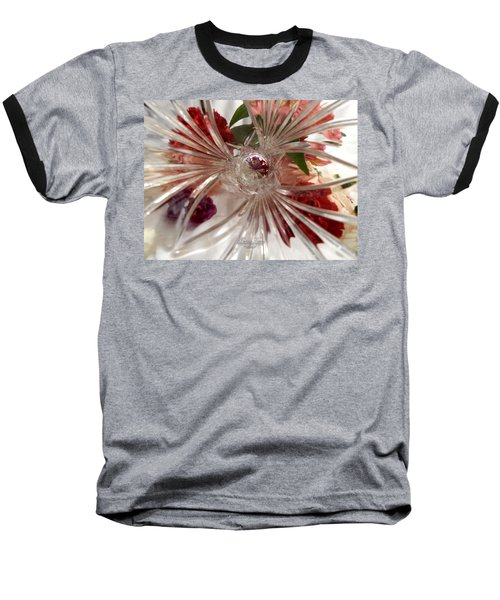 Think Outside The Vase #8801_0 Baseball T-Shirt by Barbara Tristan
