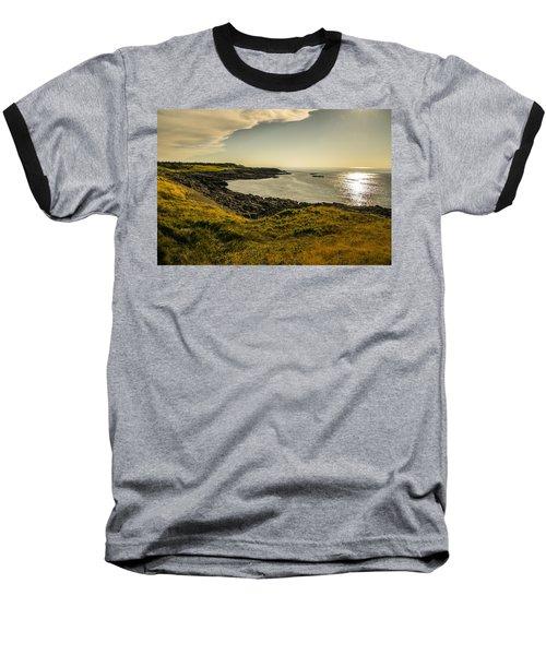 Thinking Sunset Baseball T-Shirt