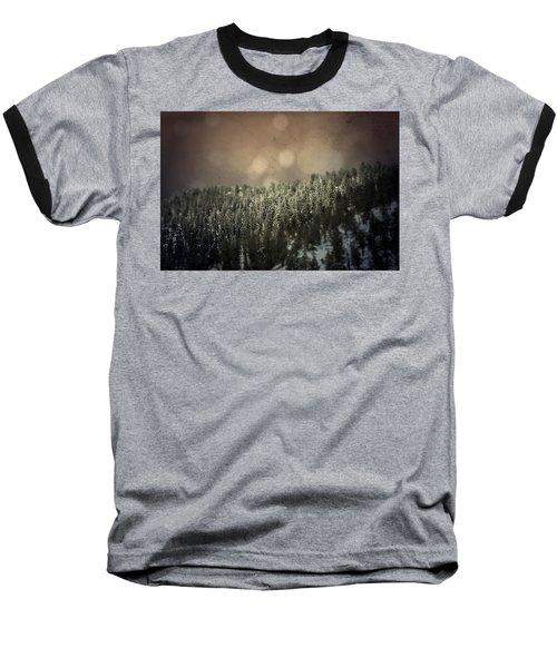 Third Breath  Baseball T-Shirt