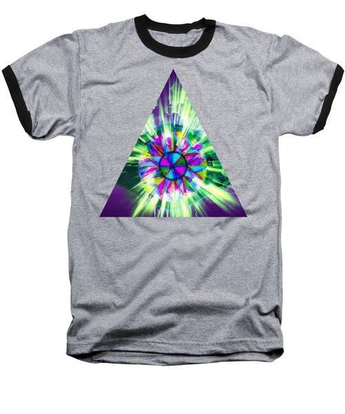 Third Eye Opening Baseball T-Shirt