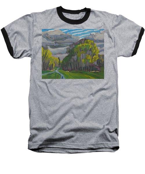Thirty Shades Of Green Baseball T-Shirt