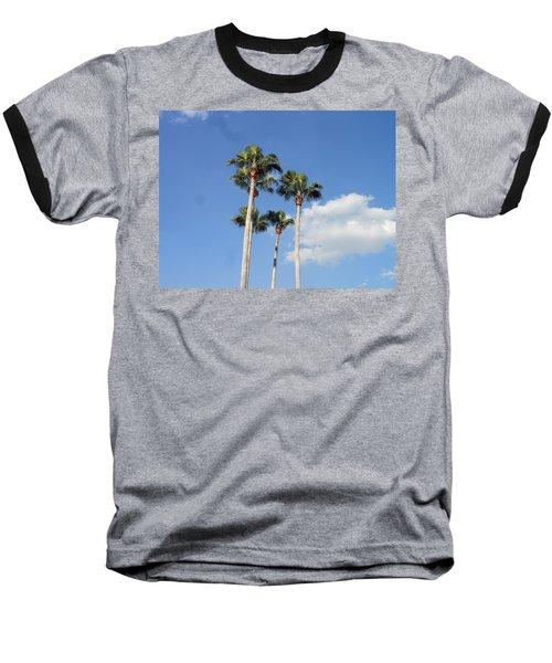 This Is Florida Baseball T-Shirt by Kay Gilley