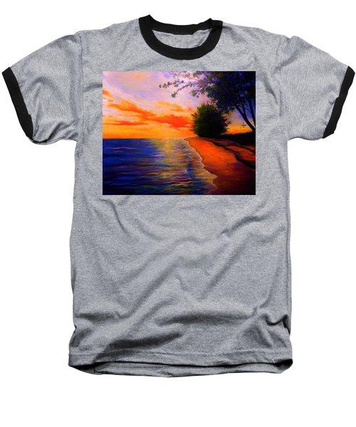 This Is Living Baseball T-Shirt