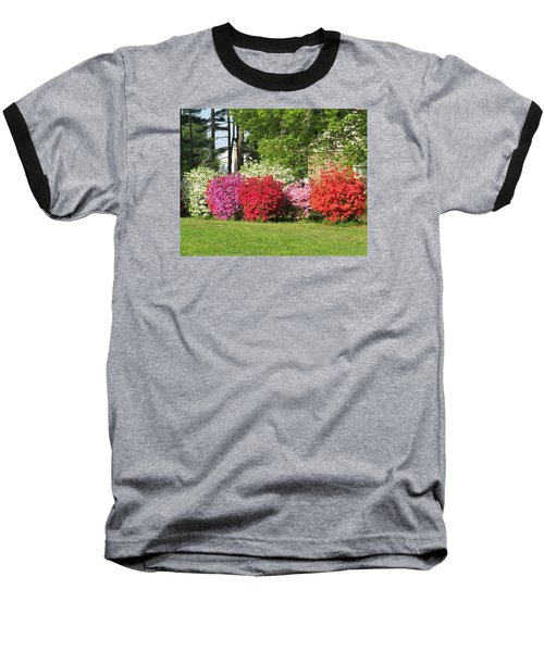 Baseball T-Shirt featuring the photograph This Is Spring In Pa by Jeanette Oberholtzer