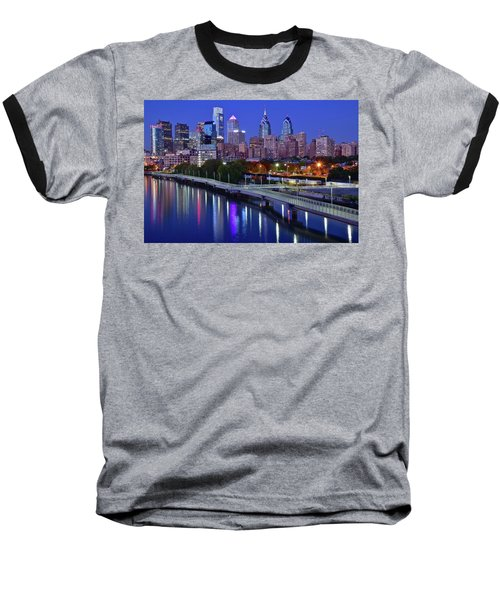 Baseball T-Shirt featuring the photograph This Is The Shot You Want by Frozen in Time Fine Art Photography