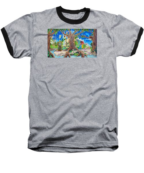 This Magical Land Baseball T-Shirt
