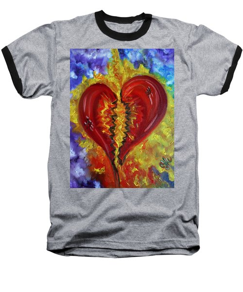 This Old Heart Of Mine Baseball T-Shirt