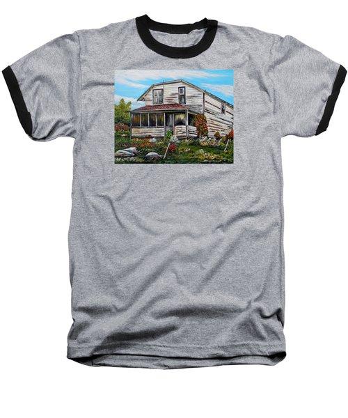This Old House 2 Baseball T-Shirt