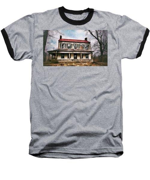 This Old House Baseball T-Shirt