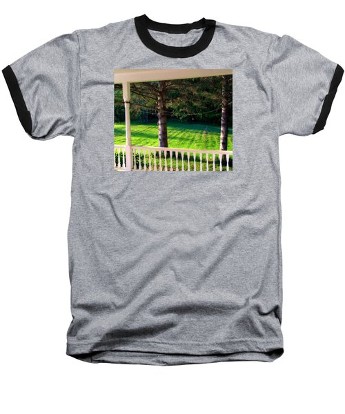 This Old Porch Baseball T-Shirt