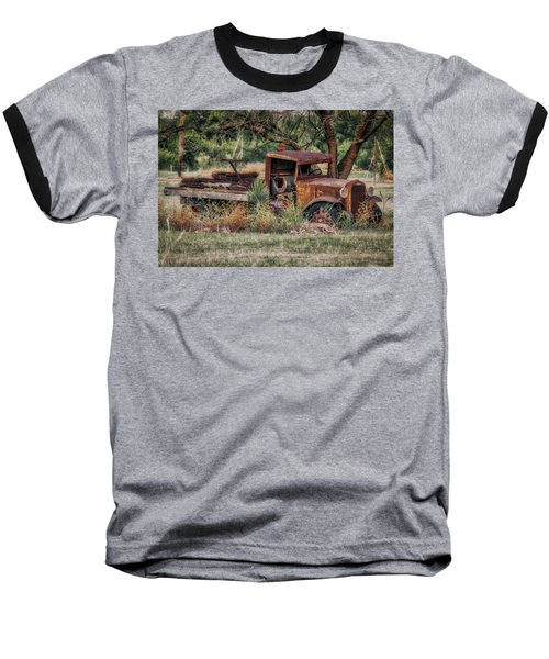 This Old Truck Baseball T-Shirt