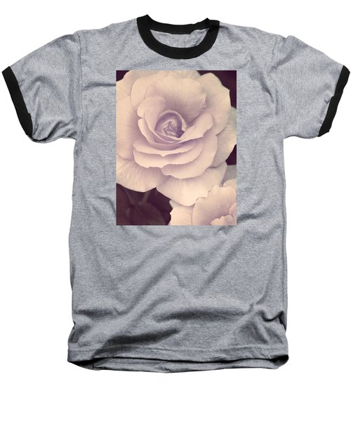 Baseball T-Shirt featuring the photograph This Sweet Romance by The Art Of Marilyn Ridoutt-Greene