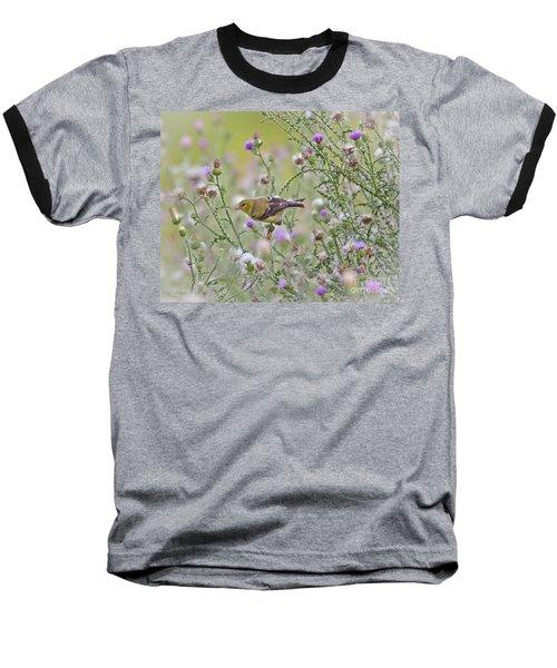 Thistle Bender Baseball T-Shirt