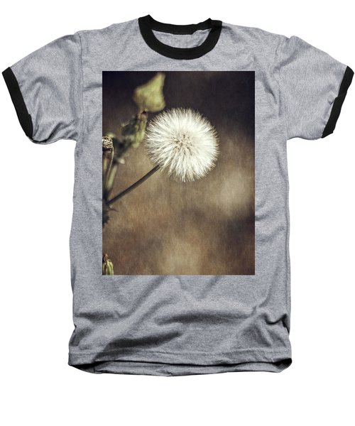 Baseball T-Shirt featuring the photograph Thistle by Carolyn Marshall