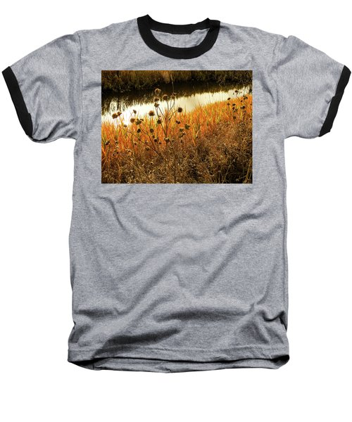 Thistle Down Baseball T-Shirt