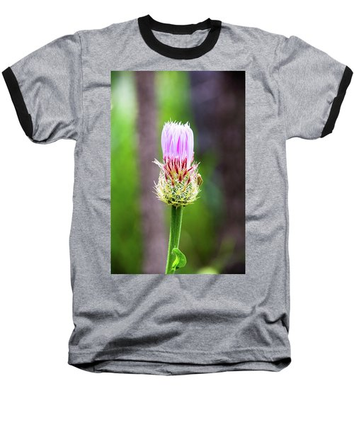 Thistle In The Canyon Baseball T-Shirt